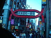 日本蜜月之旅(第一天):新宿ㄉ歌舞廳街