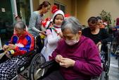 【康詠護理之家】耶誕佳節小天使送來幸福:DSC03654.JPG