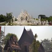 泰國 清萊的黑屋與白廟:相簿封面