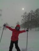 20120125日本苗場滑雪五日:神仙魚