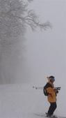 20110225日本北海道留壽都五日:霧裡探雪花