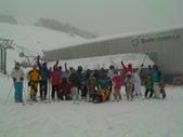 20120125日本苗場滑雪五日:全體大合照