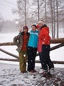 950128日本志賀滑雪(人物篇)ski:P2012256