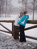 950128日本志賀滑雪(人物篇)ski:P2012264
