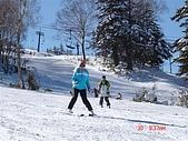 950128日本志賀滑雪(人物篇)ski:P高原滑雪03