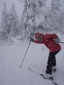 950128日本志賀滑雪(人物篇)ski:P2012275