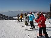 950128日本志賀滑雪(人物篇)ski:P高原滑雪04