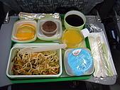 2008.10.12-15新加坡之旅:長榮機上早餐