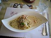 2008.9.24耿賢&庸盛報告:奶油燻雞肉義大利麵
