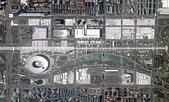 北京奧運全區衛星空照:002北京奧運主要場館衛星空照s