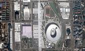 北京奧運全區衛星空照:101北京奧運主要場館衛星空照s