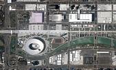 北京奧運全區衛星空照:001北京奧運主要場館衛星空照s