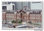 丸大樓五樓鳥瞰東京車站:2014_1023_155717.JPG