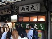 東京:築地場內市場壽司大