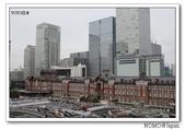 丸大樓五樓鳥瞰東京車站:2014_1023_155837.JPG