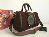 Gucci女包新款(一比一):gucci磨砂皮波士頓包尺寸34x22x18批發零售0631612ntp320 (2).jpg