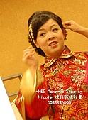 Nicole-琇鈺新娘祕書造型- 新娘Wendy 的補請婚宴:新娘.jpg