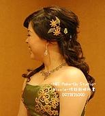 Nicole-琇鈺新娘祕書造型- 新娘Wendy 的補請婚宴:進場.jpg
