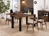 餐廳系列-餐桌:916-2 維克4尺餐桌+984-6.jpg