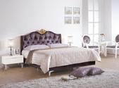 臥室房間組14:680-1 格蘭德6尺雙人床(紫色).jpg