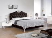 臥室房間組14:680-6 格蘭德5尺雙人床(黑色).jpg