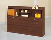 臥室房間組16:689-5 羅爾5尺胡桃書架型被櫥頭.jpg