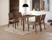 餐廳系列-餐桌:917-2 卡洛4尺餐桌+984-15.jpg