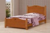 臥室房間組14:670-1 3.5尺圓柱柚木色單人床.jpg
