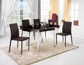 餐廳-餐桌:961-2 彼得方形玻璃折桌+987-14+987-15.jpg