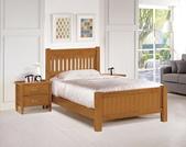 臥室房間組14:668-2 克勞德3.5尺實木柚木色單人床.jpg