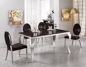 時尚餐桌:956-1 海姿5尺原石餐桌+988-1.jpg