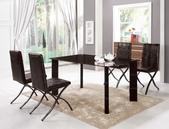 餐廳-餐桌:963-3 詹姆士5尺玻璃餐桌+989-5.jpg
