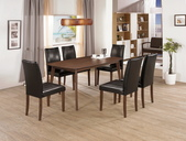 餐廳系列-餐桌:912-2 賽維爾5尺餐桌+986-7.jpg