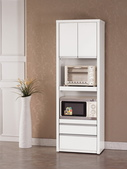 組合收納餐櫃:905-2 卡洛琳2尺收納櫃.jpg