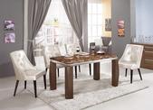 時尚餐桌:922-1 羅納4.6尺原石餐桌+986-11.jpg