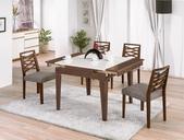 時尚餐桌:921-1 雅瑟胡桃原石折桌+984-10.jpg