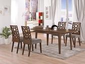餐廳系列-餐桌:911-1 艾斯克6.3尺多功能餐桌+984-11.jpg