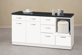 餐廳系列-收納櫃.功能多用櫃:893-2 雅典娜5.2尺石面收納櫃下座.jpg