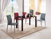 餐廳-餐桌:963-2 雷賓4尺玻璃餐桌+987-11+987-12+987-13.jpg
