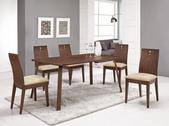 餐廳系列-餐桌:914-2 約瑟夫5尺餐桌+984-14.jpg
