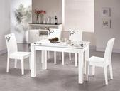 餐廳系列-高雅餐桌:942-2 西瑞爾4尺原石餐桌+985-10.jpg