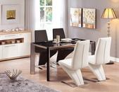 餐廳-餐桌:962-1 法爾娜4.5尺玻璃餐桌+988-3+988-4.jpg