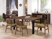 餐廳系列-餐桌:916-1 維克5尺餐桌+984-9.jpg