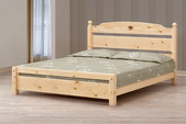 臥室房間組14:669-4 5尺松木雙人床.jpg