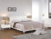 臥室房間組14:676-4 傑斯廷5尺雙人床(白色).jpg