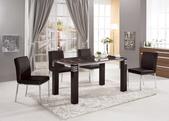 時尚餐桌:955-1 馬爾4.6尺原石餐桌+988-9.jpg