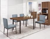時尚餐桌:954-2 西蒙4.6尺餐桌+987-9.jpg