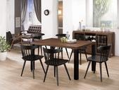 餐廳系列-餐桌:916-1 維克5尺餐桌+986-8.jpg