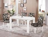 餐廳系列-高雅餐桌:942-1 溫士頓4.3尺原石餐桌+985-4.jpg