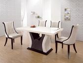 餐廳系列-高雅餐桌:944-2 凱撒4.6尺原石餐桌+986-3.jpg